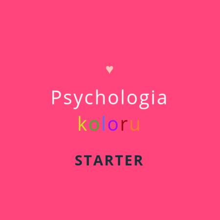 Psychologia koloru {kurs online}